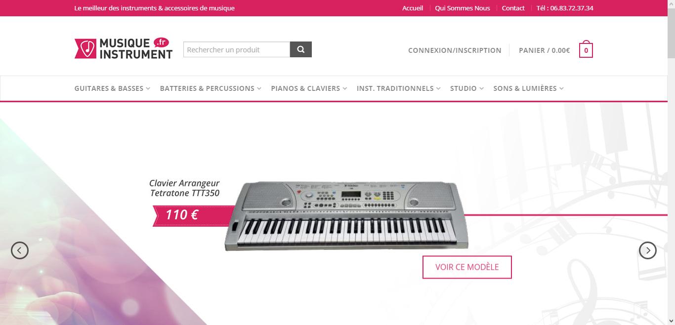 Clavier Musique Instrument